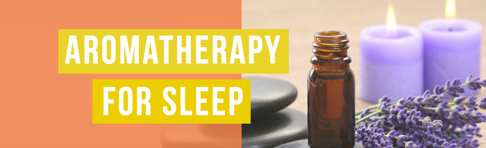 sleep aromatherapy