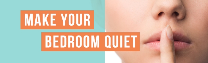 how to soundproof your bedroom
