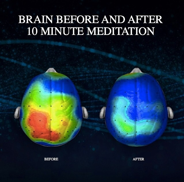 meditate for a better sleep